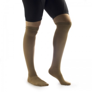 Covidien TED Beige Knee Length Anti-Embolism Stockings for Continuing Care - Money Off!