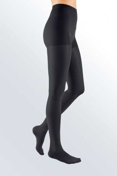 Medi Mediven Elegance Class 2 Black Compression Tights
