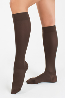 Brown Compression Socks