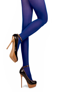 Navy Compression Stockings