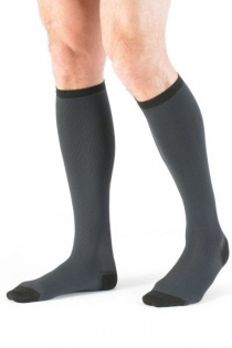 Grey Compression Socks