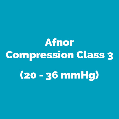Venactif Compression AFNOR Class 3 (20 - 36 mmHg)