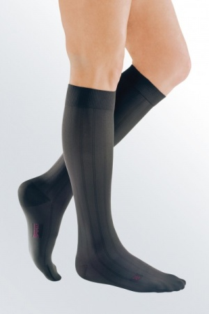 Medi Mediven for Men Class 1 Grey Compression Socks
