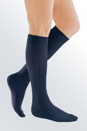 Medi Mediven for Men Class 2 Navy Compression Socks
