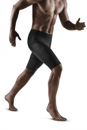 CEP Black 3.0 Running Compression Shorts for Men