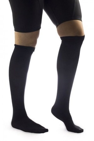 Covidien TED Black Knee Length Anti-Embolism Stockings for Continuing Care