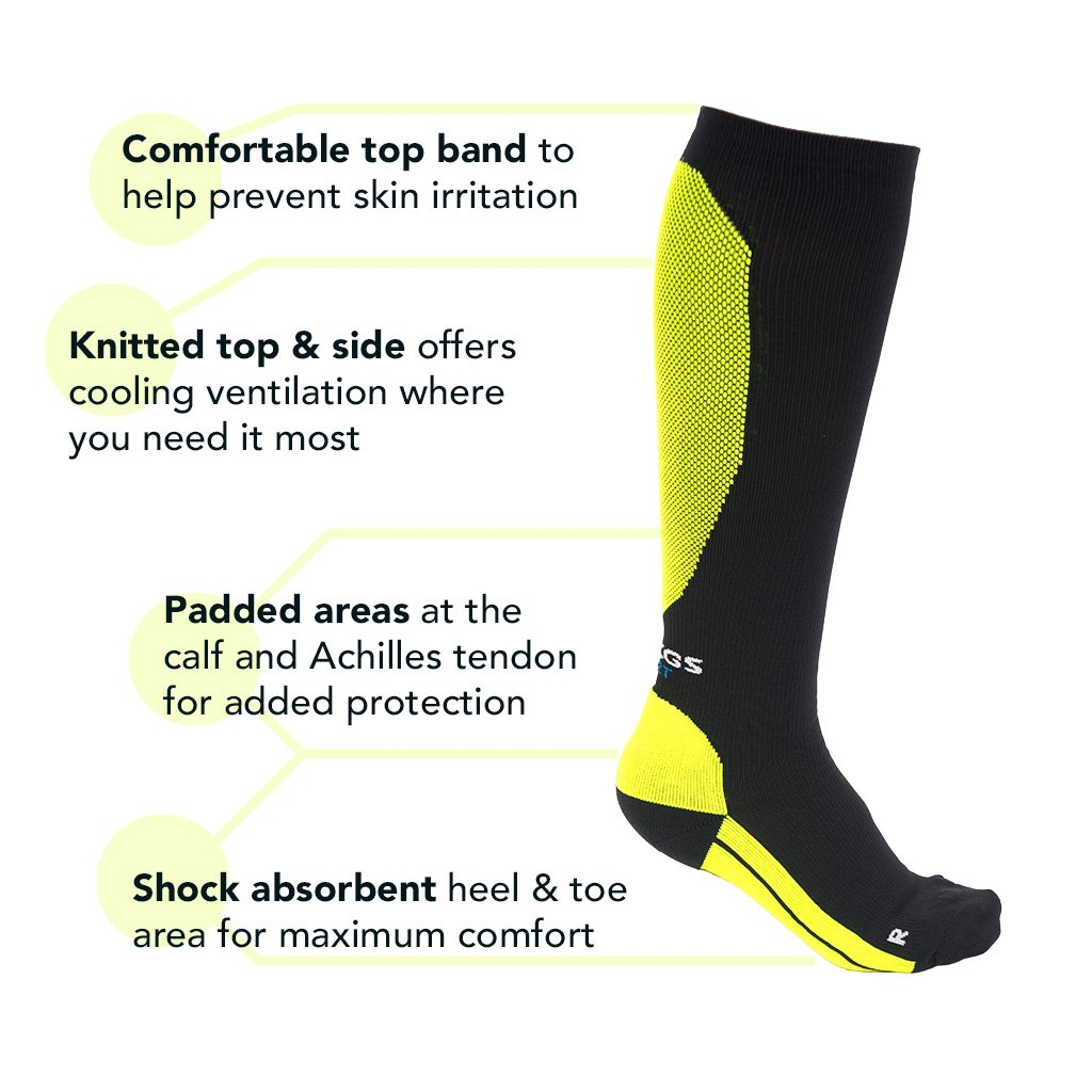 Features Of The FitLegs Sport Compression Socks
