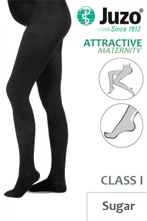 Juzo Attractive Class 1 Sugar Maternity Compression Tights