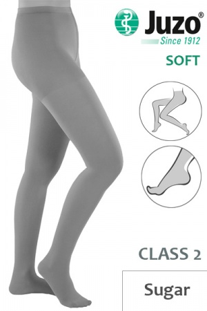 Juzo Soft Class 2 Sugar Compression Tights