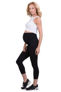 Belly Bandit Bump Support Capri Leggings