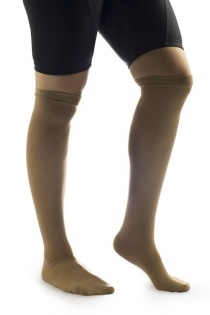 Covidien TED Beige Knee Length Anti-Embolism Stockings for Continuing Care