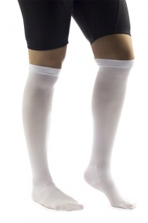 Covidien TED White Knee Length Anti-Embolism Stockings for Continuing Care