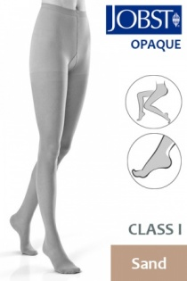 Jobst Opaque Class 1 Sand Compression Tights
