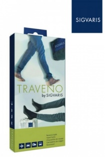 Sigvaris Traveno Travel Flight Compression Socks