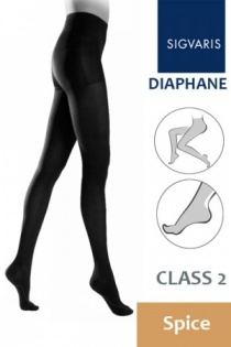 Sigvaris Diaphane Class 2 Spice Compression Tights